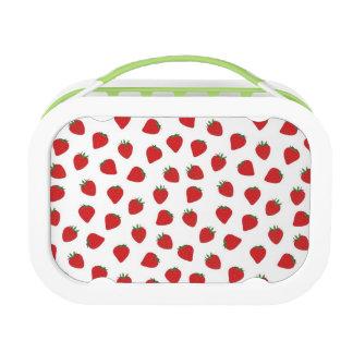Erdbeeren #2 - Brotdose