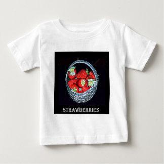 Erdbeeren Baby T-shirt