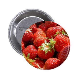 Erdbeeren Buttons
