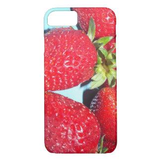 Erdbeeren für immer! iPhone 8/7 hülle
