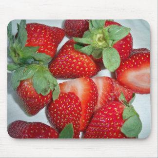 Erdbeeren Mousepad
