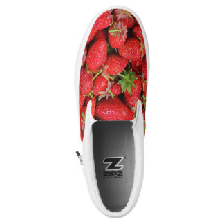 Erdbeeren Slip-On Sneaker