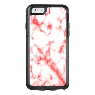 Erdbeeren und Sahnemarmor OtterBox iPhone 6/6s Hülle
