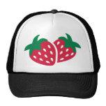 Erdbeerfrucht Kult Mützen