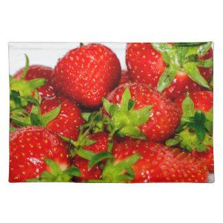 Erdbeersammlung Tischset