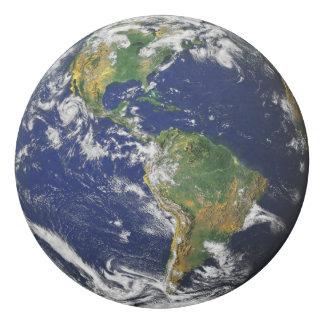 Erde Amerika Afrika Radiergummi