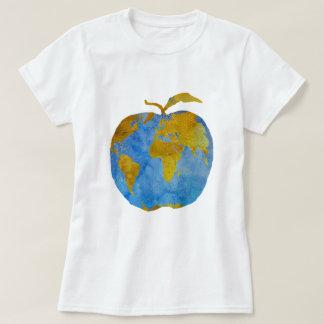 Erde Apple T-Shirt
