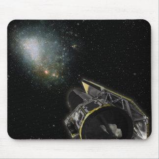 Erde, ein Milchstraßegegenstand Mousepad