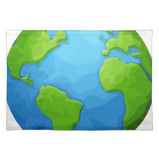 Erde Tischset