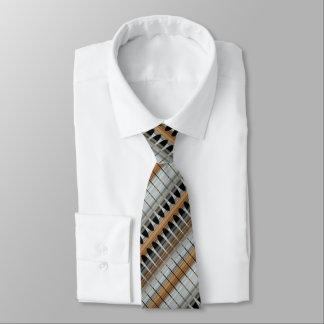 Erde tont Peruaner-Reihen-Krawatte Krawatte