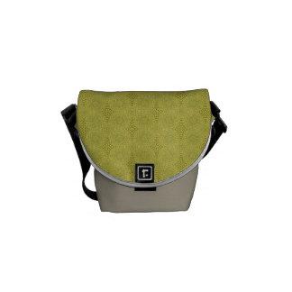 Erdgrün - crossbody Botetasche Kurier Tasche
