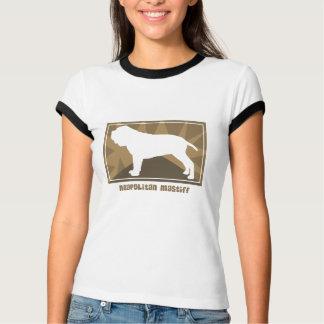Erdiger neapolitanischer Mastiff T-Shirt