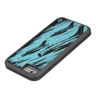 Erdluftfahrtkraft: Jets Tough Xtreme iPhone 6 Hülle