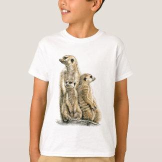 Erdmännchen - Meerkats T-Shirt