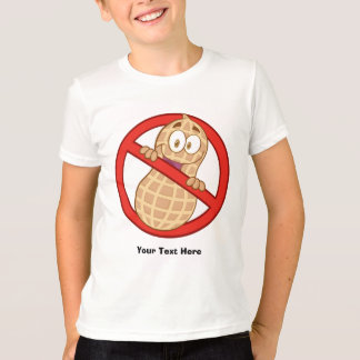 Erdnuss-Allergie 2 (kundengerecht) T-Shirt