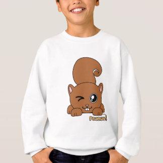Erdnuss Pudgie Haustier Sweatshirt