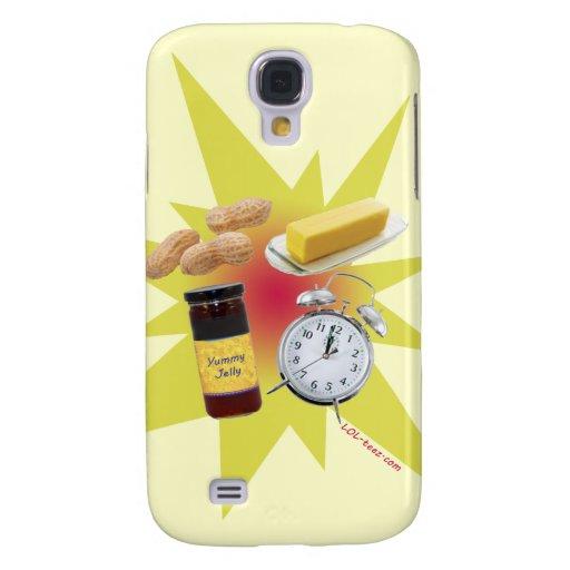 Erdnussbutter-Gelee-Zeit! Galaxy S4 Hülle
