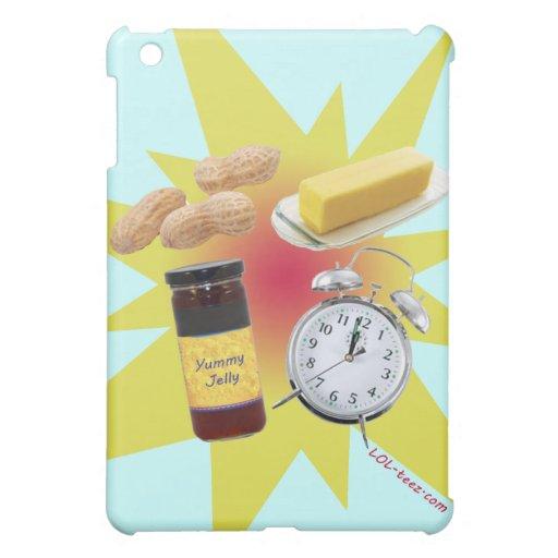 Erdnussbutter-Gelee-Zeit! Hülle Für iPad Mini