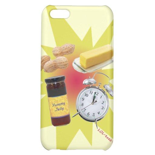 Erdnussbutter-Gelee-Zeit! Hülle Für iPhone 5C