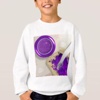 Erdnussbutter-Gelee-Zeit Sweatshirt