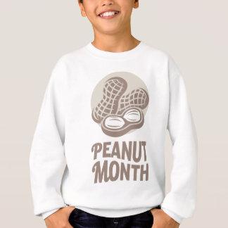 Erdnussmonat - Anerkennungs-Tag Sweatshirt