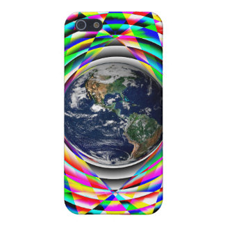 ErdSchwingungen durch Kenneth Yoncich iPhone 5 Cover