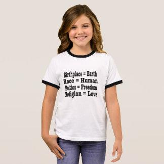 ErdShirt Ringer T-Shirt