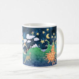 ErdTasse - Vulkanberge Kaffeetasse