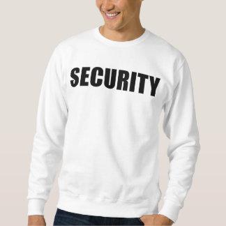 Ereignis-Sicherheit Sweatshirt