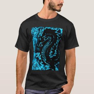 Ererbtes Samurai-Geist-Drache-T-Stück T-Shirt