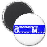Erfahrungs-Regierungs-Motoren Magnete