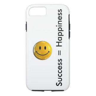 Erfolg ist Glück iPhone 8/7 Hülle
