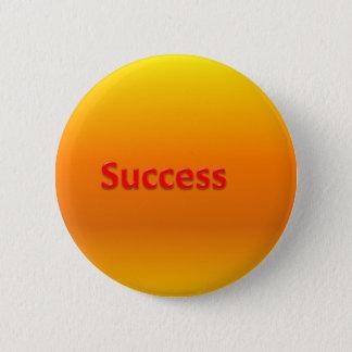 Erfolg Runder Button 5,7 Cm