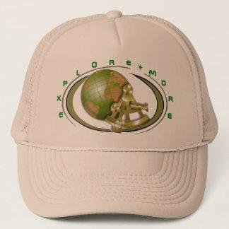 Erforschen Sie mehr Fernlastfahrer-Hut! Truckerkappe