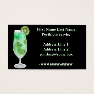 Erfrischungs-Bar Visitenkarte