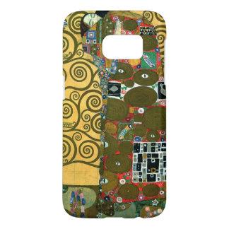Erfüllung alias die Umarmung durch Gustav Klimt