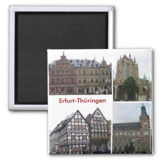 Erfurt Kühlschrankmagnet