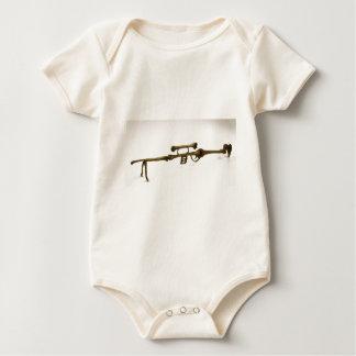 Ergebnis-Gewehr Baby Strampler