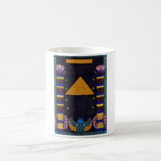 Ergiebigkeit-egyptiansymbols Kaffeetasse