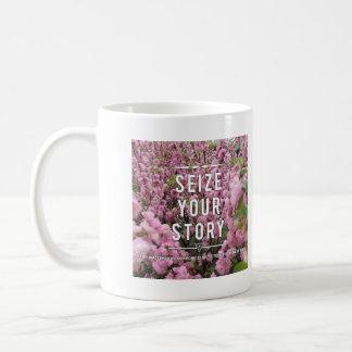 Ergreifen Sie Ihre Geschichte 11 Kaffeetasse