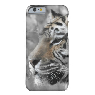 Erhabener Tiger Barely There iPhone 6 Hülle