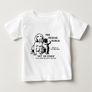 erhalten Sie äh regelte Baby T-shirt