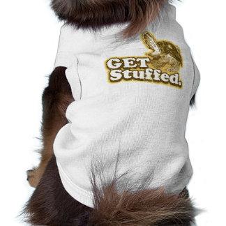Erhalten Sie angefülltes lustiges Hundetshirts