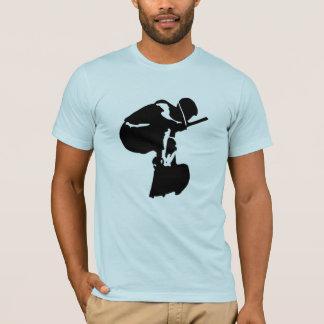 Erhalten Sie auf Luft wecken Boarding-T - Shirt