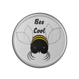 Erhalten Sie Buzzin, niedliche verrückte Biene Bluetooth Lautsprecher