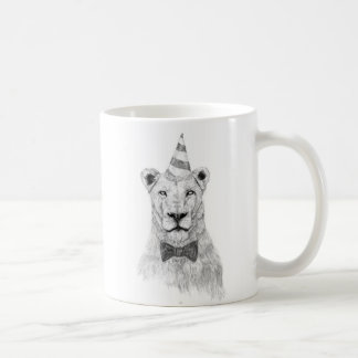 Erhalten Sie das Party gegründet Kaffeetasse
