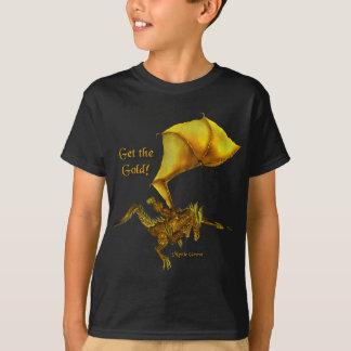 Erhalten Sie den Goldjugend-T - Shirt