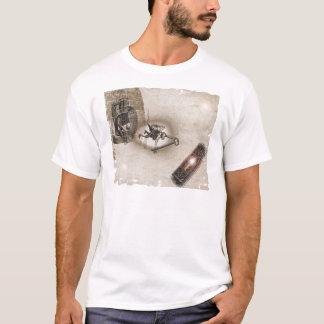 Erhalten Sie den Schlüsseldampf-Punk T-Shirt