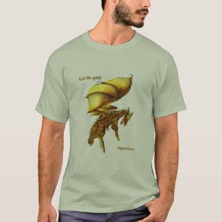 Erhalten Sie den T - Shirt der Goldmänner