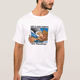 ERHALTEN SIE EINE JOB-AUSDEHNUNG! Wählen Sie das T-Shirt